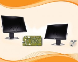 Reparații monitoare LCD